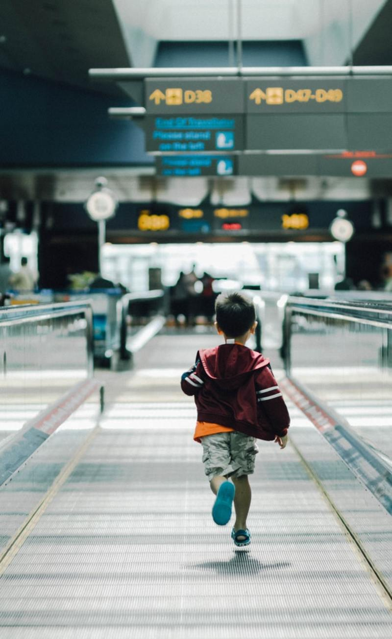 Six Tips For Travelling Long Haul With Kids